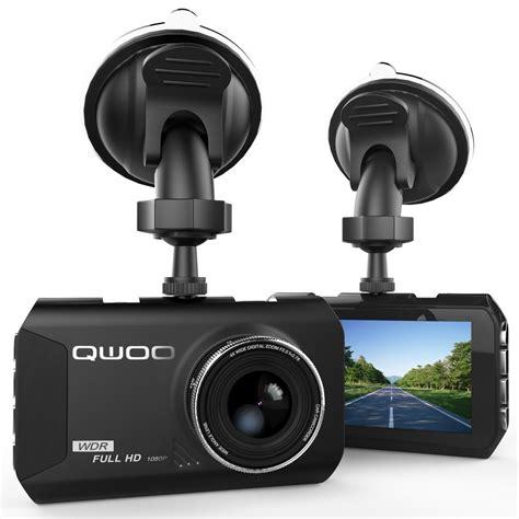 qwoo p  lcd car dashboard dash camera review