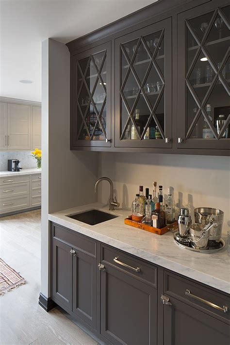 cabinets in the kitchen the 25 best grey bar ideas on white bar 5082