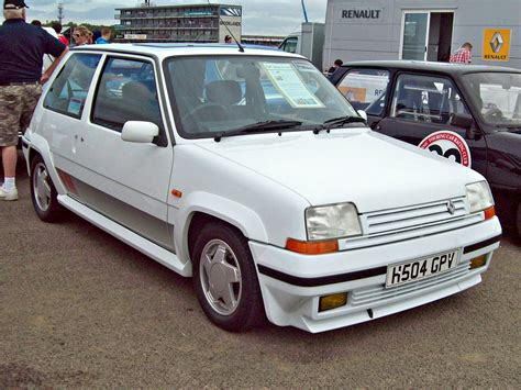renault 5 turbo renault 5 gt turbo 2619876
