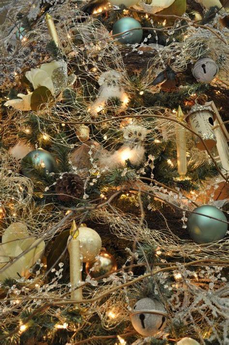 woodland christmas tree decorations woodland christmas