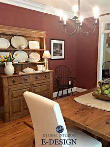An autumn inspired country paint palette real homes real for Interior design expert online