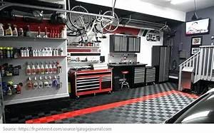 Aménagement Atelier Garage : amnagement atelier garage pure ~ Melissatoandfro.com Idées de Décoration