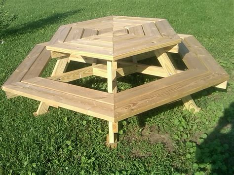 6 ft tables for sale outdoor wooden octagon picnic table with swing up benches