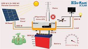 How To Solar System Inverters Working Hours