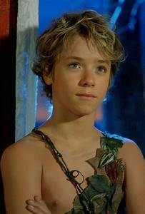 Peter Pan 2003 Starring Jeremy Sumpter As Peter Pan