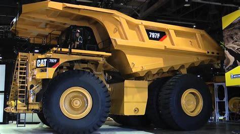 monster truck show youtube caterpillar 797f world 39 s biggest dump truck youtube