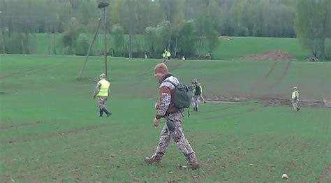 Vidzemes brigādes zemessargi un karavīri palīdz atrast ...