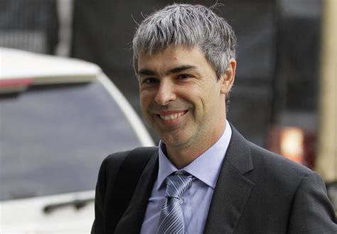 Google's Larry Page Named Best Ceo In Employee Survey