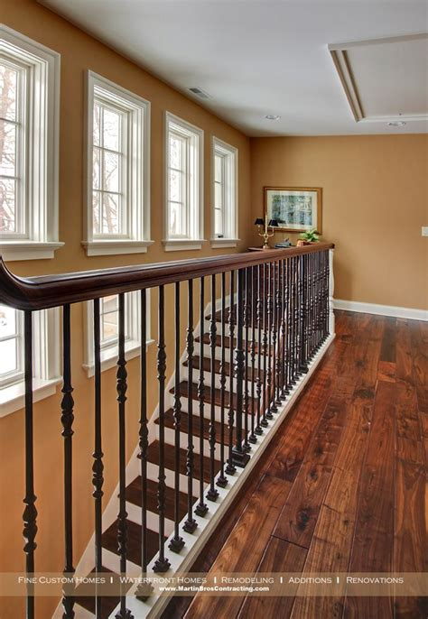 Wrought Iron Banister Rails - more realistically what we should wrought iron