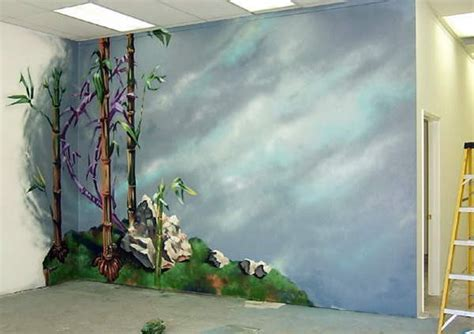 unique painting ideas for walls art paint pinterest wall paintings stencils and paintings