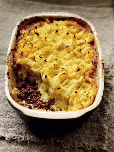 Cottage Pie by Bengali Spiced Cottage Pie With Parsnip Mash Topping