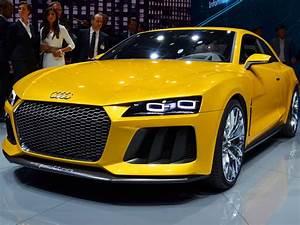 Audi Tt Quattro Sport : 2018 audi tt quattro sport concept car photos catalog 2019 ~ Melissatoandfro.com Idées de Décoration