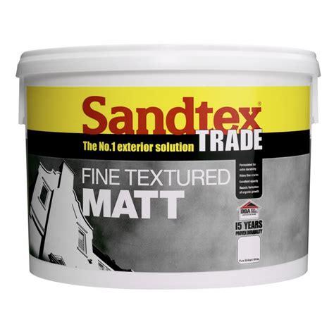 peinture blanche textur 233 e pour murs ext 233 rieurs 10 l
