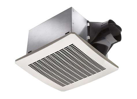 ceiling mounted exhaust fan delta electronics sig110h white 110 cfm 0 3 sone ceiling