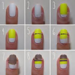 Fun quick and easy nail tutorials to try this summer