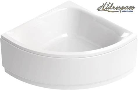 curva vasca da bagno essenziale 120x120 vasca da bagno angolare