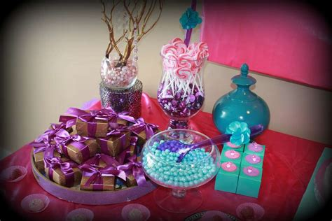 Purple Party Decorations Ideas Elitflat