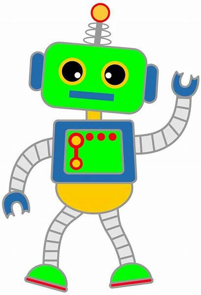 Robot Clipart Clipground