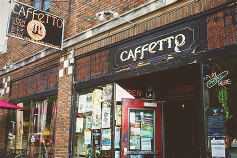 We are dedicated to roasting, brewing, and serving quality specialty coffee for all. On the Grid : Caffetto Coffee House