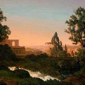 Romantik In Der Literatur : italienische landschaft der romantik malerei und literatur ~ Watch28wear.com Haus und Dekorationen