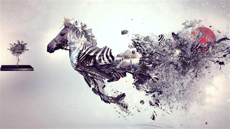 abstract zebras animals wallpapers hd desktop