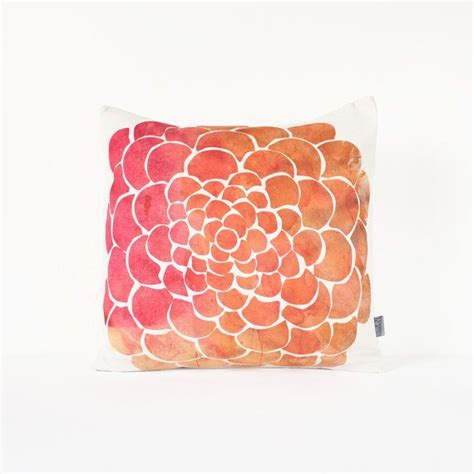 Babybee Kid Pillow Pink sale watercolor decorative pillow cover pink