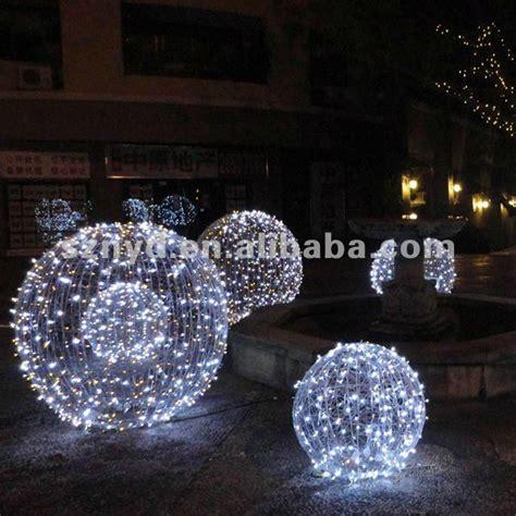 led christmas ball buy christmas ball large outdoor