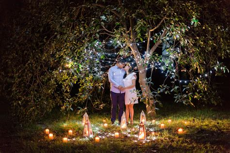 How To Plan A Romantic Evening Wedding