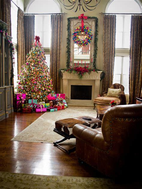 christmas living room decor ideas  wow style