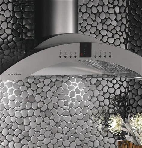 zvspss monogram  wall mounted vent hood monogram appliances