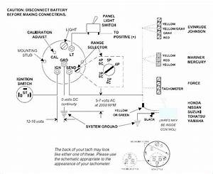 Vdo Rpm Gauge Wiring Diagram