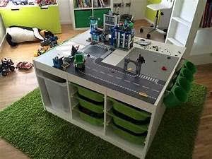 Regal Mit Tisch Ikea : lego tisch mit trofast pinteres ~ Sanjose-hotels-ca.com Haus und Dekorationen