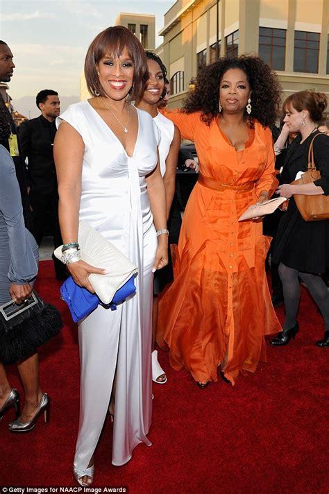 Oprah Winfrey throws surprise 60th birthday bash for best