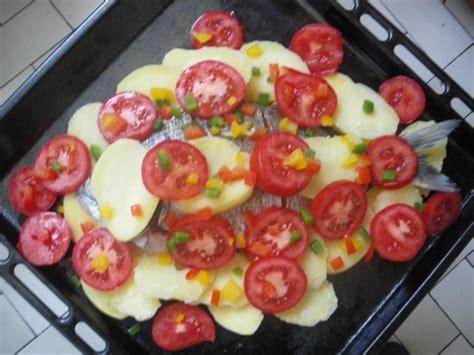 cuisiner le sar pêcheurs du pays basque sar au four à la recette quot pelote64 quot