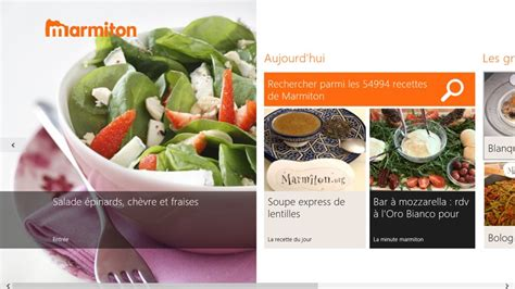 recherche recettes de cuisine recherche recettes de cuisine marmiton
