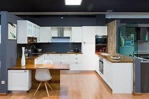 No hay límites para la comodidad y el diseño en el mobiliario de cocinas Cocinas Rio
