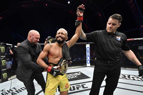 UFC 255: Deiveson Figueiredo vs. Alex Perez on ESPN+ ...