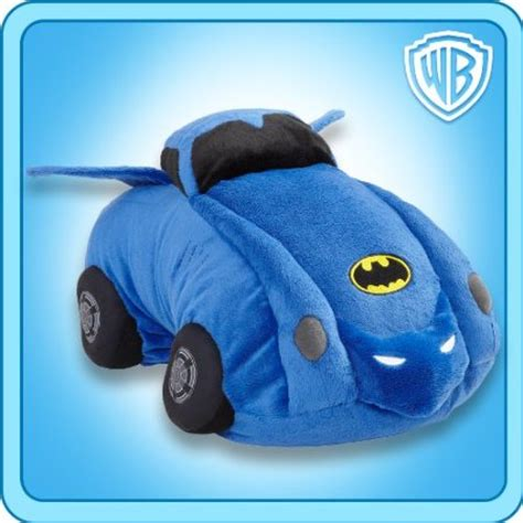 batman pillow pet pillow pet batman batmobile collection