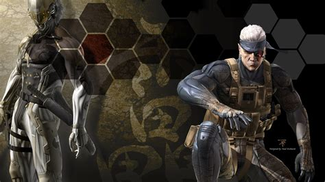 Metal Gear Solid 4 Wallpapers Metal Gear Solid 4 Fans Blog