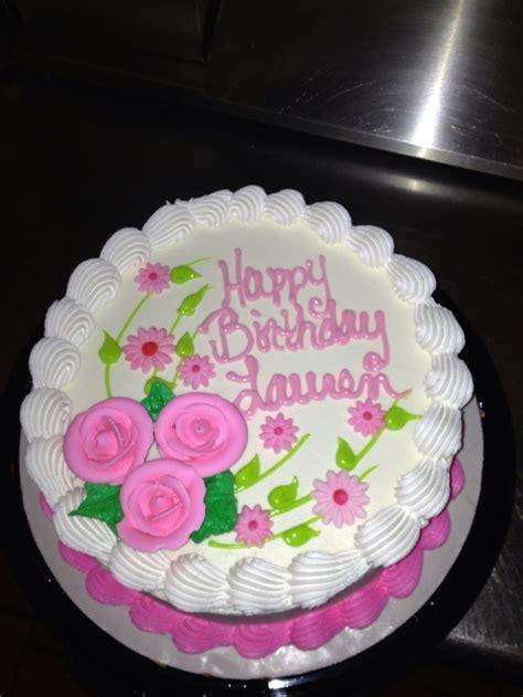rosesdq cakesdairy queen ice cream cake