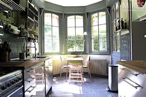 cuisine veranda cuisine et bow window c0377 mires