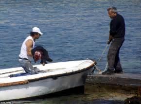 Refugee Boat Lands On Spanish Beach by Futurechallenges 187 The Mediterranean Migration Crisis Part