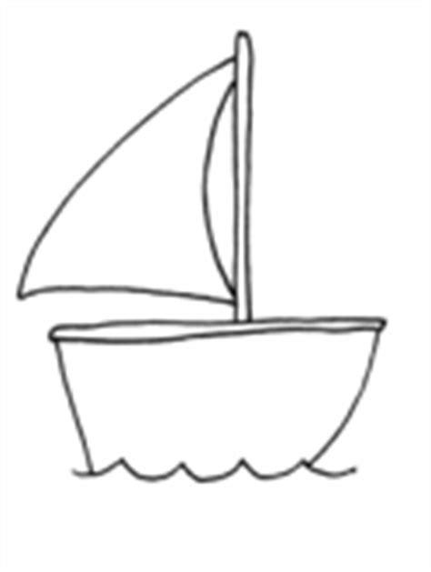 Barco Para Dibujar Facil by Dibujos De Barcos Para Colorear