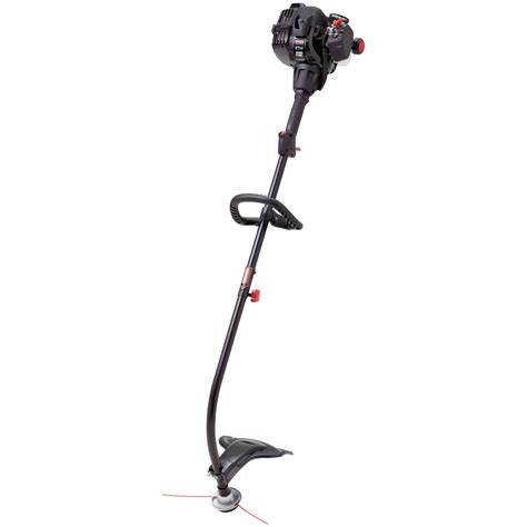 craftsman 27cc 2 cycle curved shaft weedwacker gas trimmer