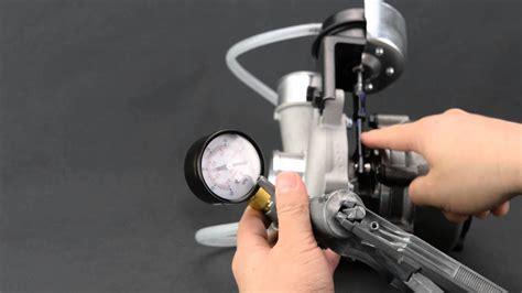 test vgt vnt turbo control valve actuator youtube