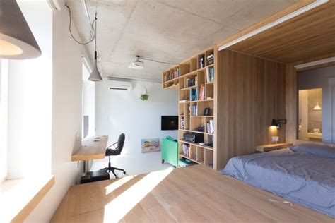 amenager  studio interieur exemplaire par rue temple