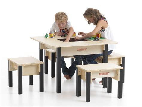 table enfant avec rangement carr 233 e