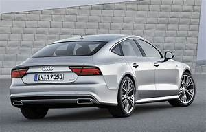 Audi A7 Sportback Versions : 2014 audi a7 sportback revealed with facelift and power upgrades video autoevolution ~ Maxctalentgroup.com Avis de Voitures