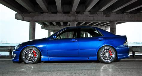 lexus is300 sm8 performance series strasse wheels