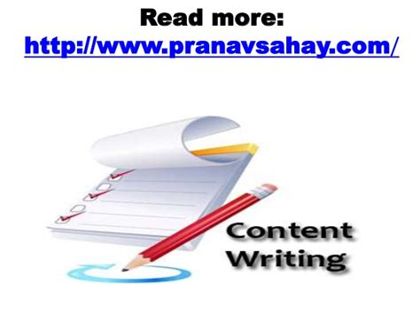 Looking For Creative Contents Writer In India